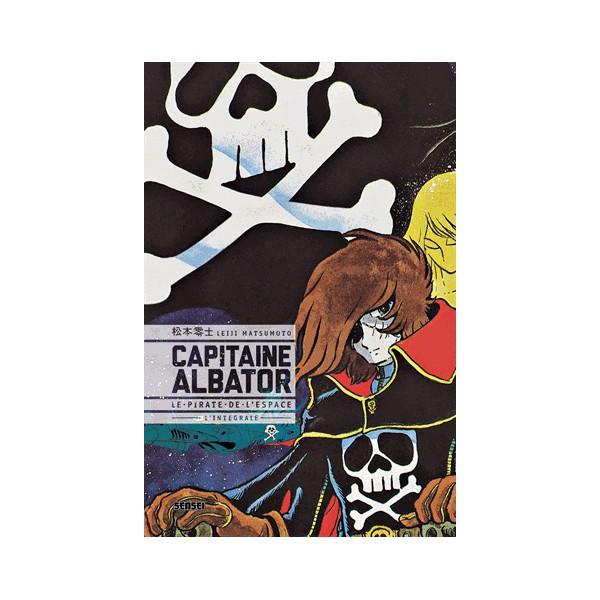 Leiji Matsumoto Capitaine Albator Un Dernier Livre border=