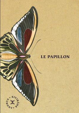 Le Papillon - Andrus Kivirähk - Le Tripode
