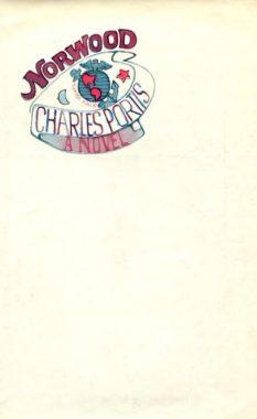 norwood, portis, 1966, Simon & Schuster