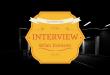 Brian Evenson, Une interview