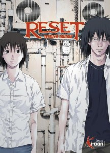 Reset - Testsuya Tsutsui