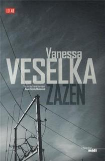 Vanessa Veselka - Zazen