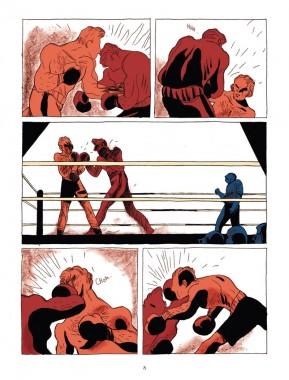 Come Prima boxe Alfred