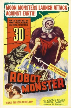 nanarland robot monster