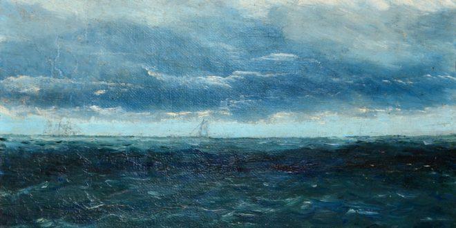 peinture d'August Strindberg