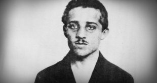 En procès collectif Inculte Gavrilo Princip