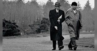 Kurt Gödel et Albert Einstein