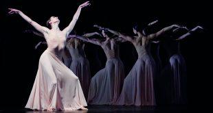 Eurydice / Pina Bauch / Danse d'atomes d'or