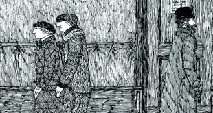 Le couple détestable - Edward Gorey