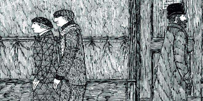 Le couple détestable - Edward Gorey