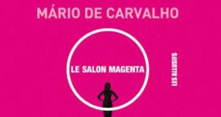 Le salon magenta - Mario de Carvalho