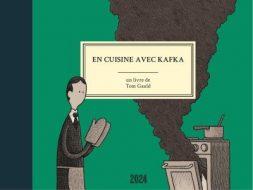 En cuisine avec Kafka _ Couverture