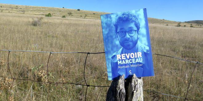 Revoir Marceau, Romain Meynier, Cambourakis, bandeau UDL