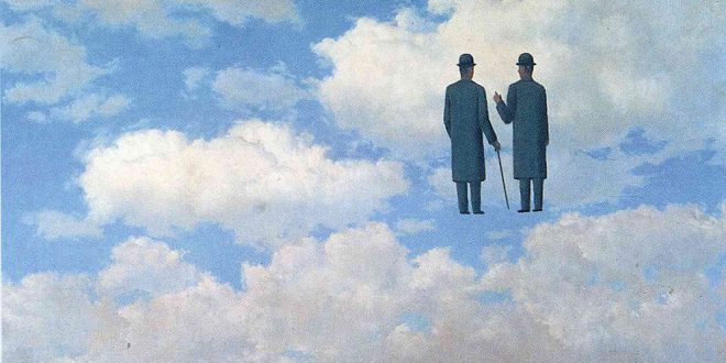 Magritte - Reconnaissance Infinie