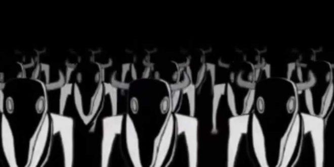 Radiohead 2+2=5 inspiré de 1984 de Georges Orwell