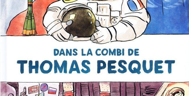 Marion Montaigne Dans la combi de Thomas Pesquet