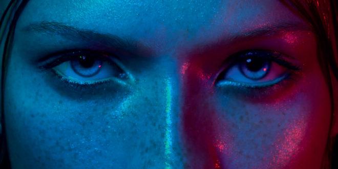 les yeux terrifiants d'helena