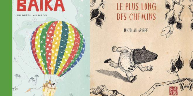 Arispe Le plus long des chemins Contes de Baika éditions des éléphants