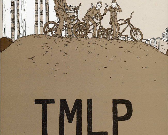 Gilles Rochier TMLP. Ta mère la pute