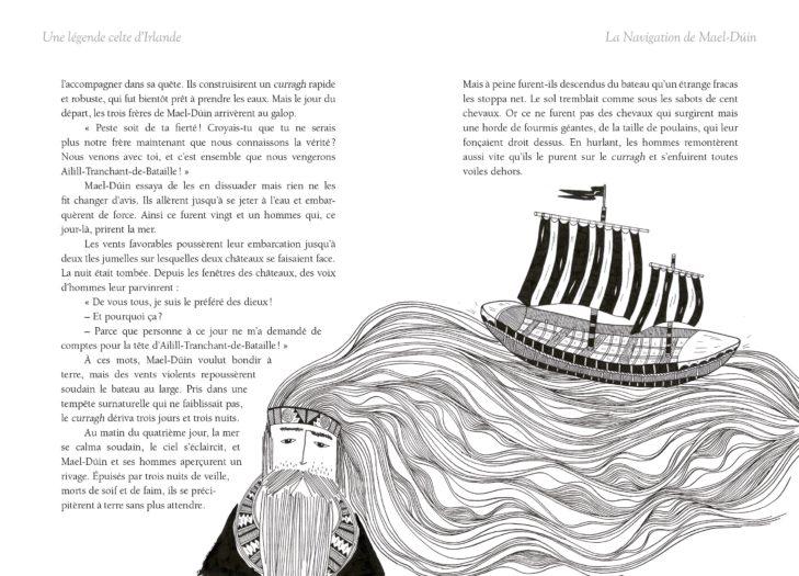 Contes de Baika éditions des éléphant Le plus long des chemins Le Tripode