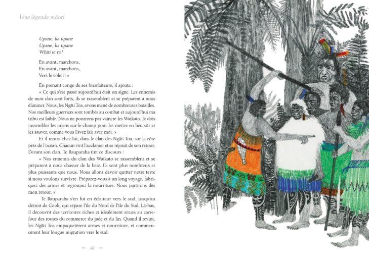 Contes de Baika éditions des éléphants