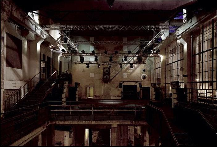 Boite de nuit Berlin