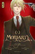 Hikaru Miyoshi - Moriarty T.1