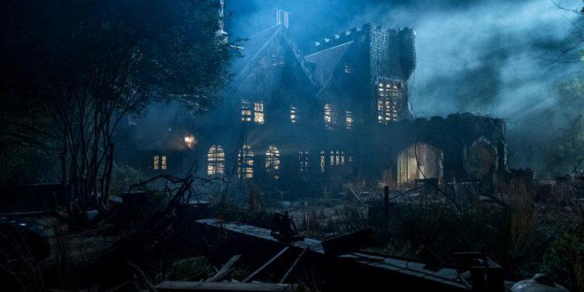 une bien belle maison hantée