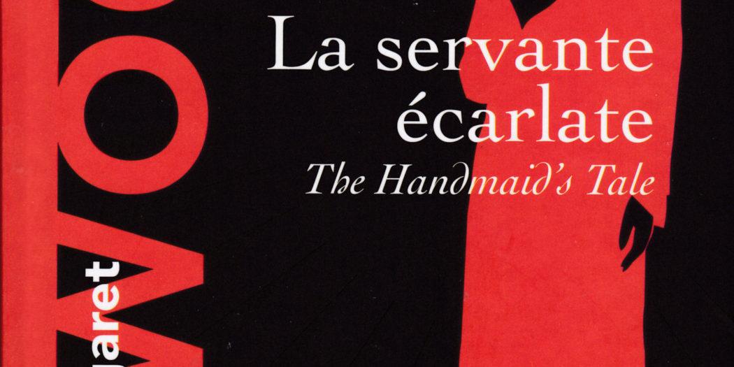 Margaret Atwood La servante écarlate Couverture