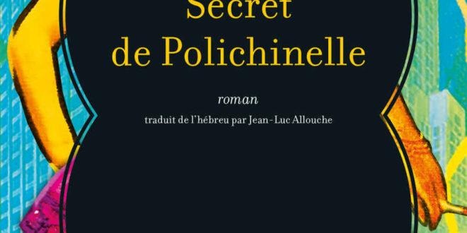 Yonatan Sagiv Secret de Polichinelle couverture
