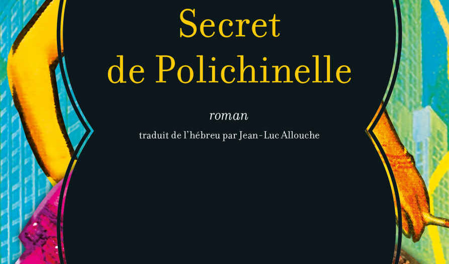 Yonatan Sagiv Secret de Polichinelle couverture