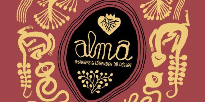 Tarmasz Alma 11 histoires et légendes Couverture
