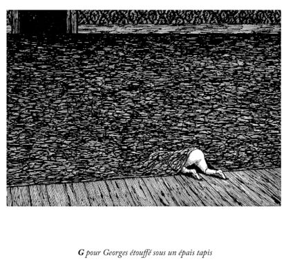 Edward Gorey image Une anthologie
