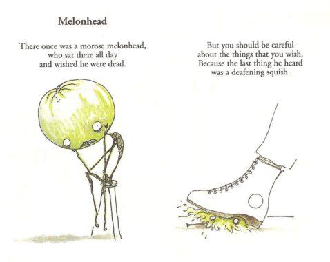 image Tim Burton La triste fin du petit enfant huitre