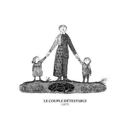 Une anthologie Edward Gorey image