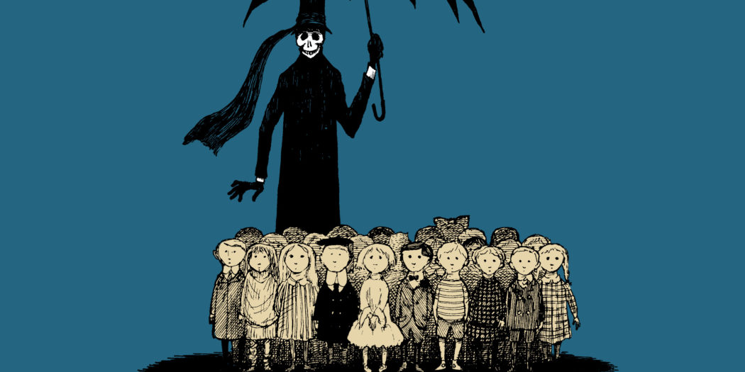Edward Gorey Une anthologie couverture