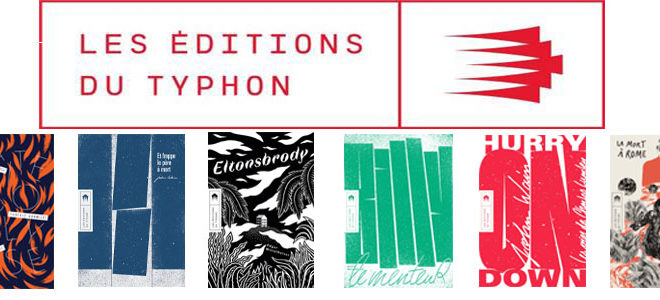 Focus sur les éditions du Typhon – Entretien avec Yves et Florian Torrès