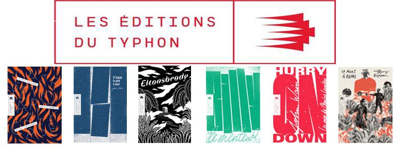 Editions du Typhon