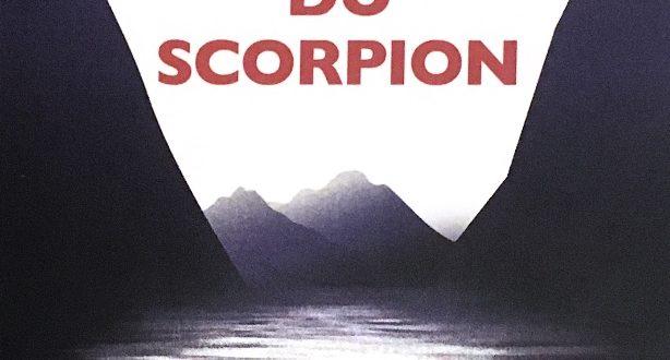 Patrice Gain Le sourire du Scorpion couverture