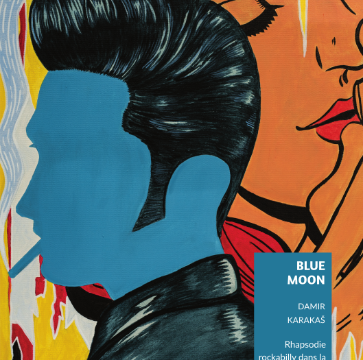 Damir Karakaš Blue Moon Couverture