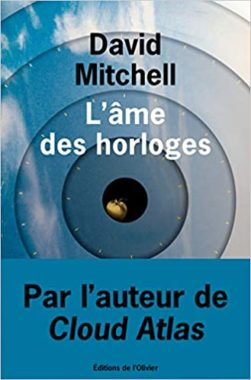 David Mitchell L'âme des horloges