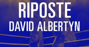 David Albertyn Riposte couverture