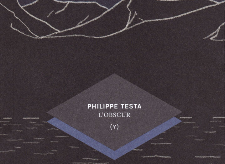 Philippe Testa L'obscur couverture
