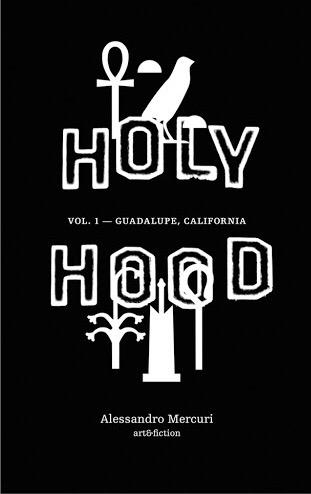 Holyhood Alessandro Mercuri couverture