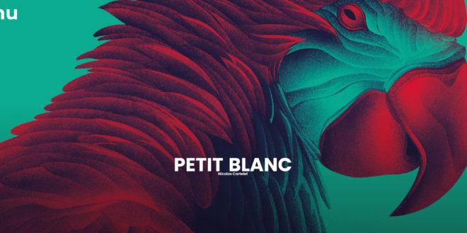 Nicolas Cartelet Petit Blanc couverture