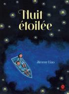 Nuit étoilée Jimmy Liao couverture