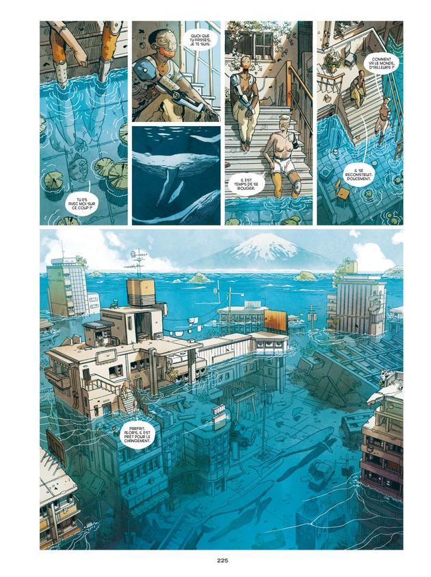 Mathieu Bablet Carbone & Silicium - Un dernier livre avant la fin du monde