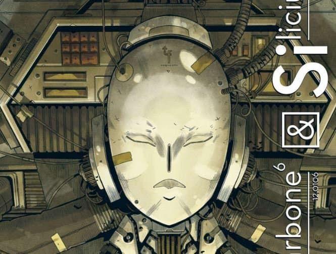 Mathieu Bablet Carbone & Silicium couverture