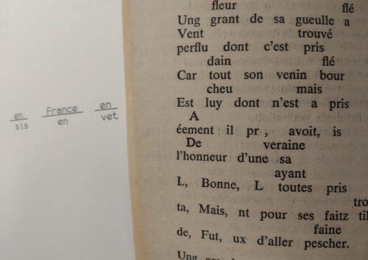 Marot Paul Zumthor, Anthologie des grands rhétoriqueurs, 1018, 1978