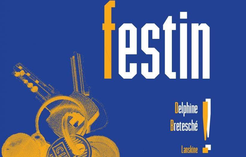 Marseille Festin ! Delphine Bretesché couverture